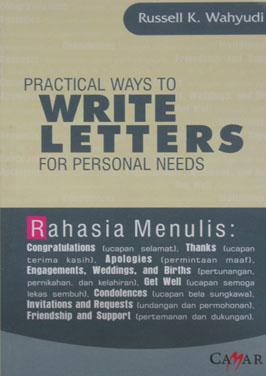 PRACTICAL WAYS TO WRITE LETTERS FOR PERSONAL NEEDS
