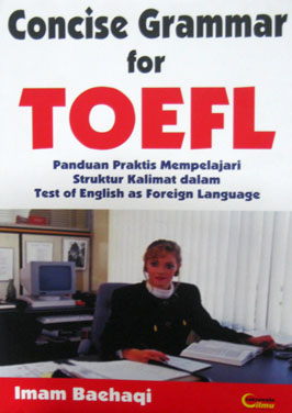 CONCISE GRAMMAR FOR TOEFL